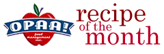 recipeofthemonth icon